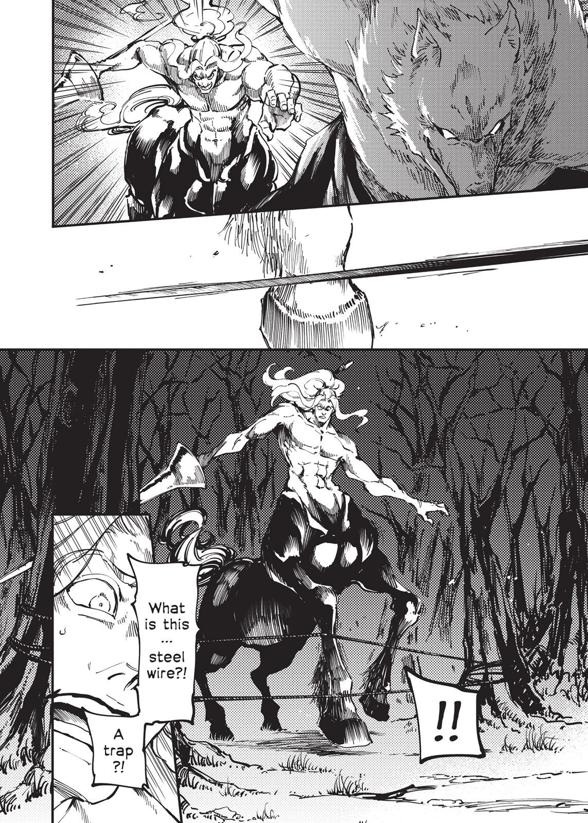 Manga To the Abandoned Sacred Beasts - Chapter 24 Page 22