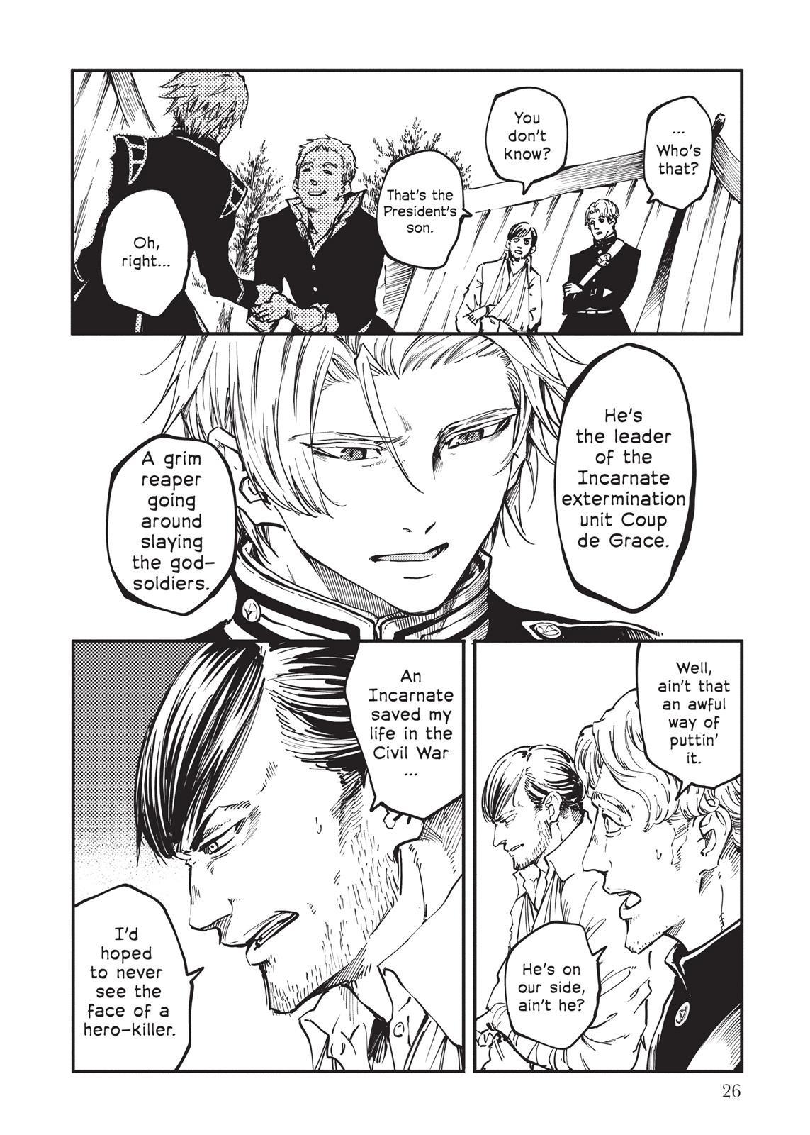 Manga To the Abandoned Sacred Beasts - Chapter 24 Page 4