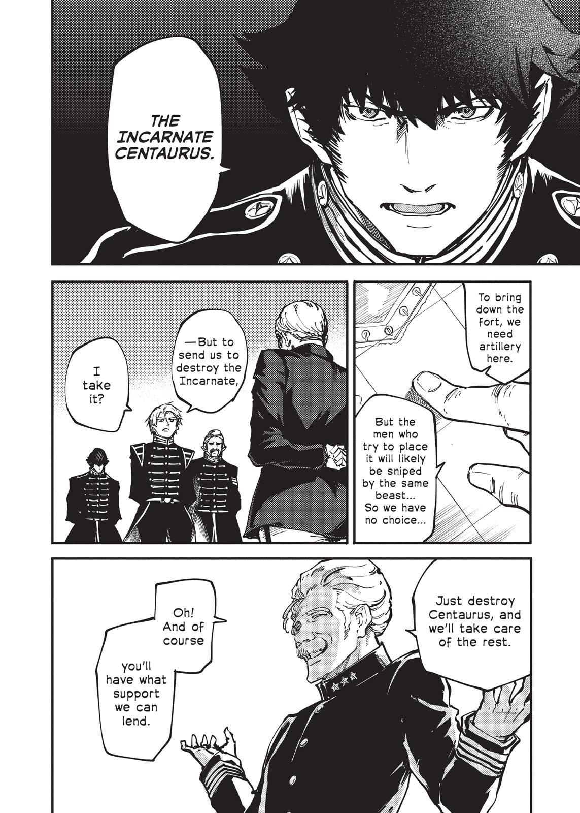 Manga To the Abandoned Sacred Beasts - Chapter 24 Page 8