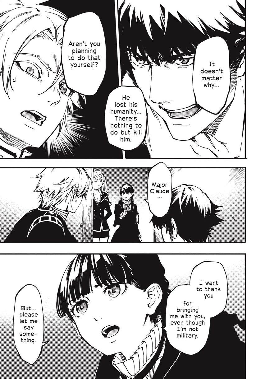 Manga To the Abandoned Sacred Beasts - Chapter 22 Page 37