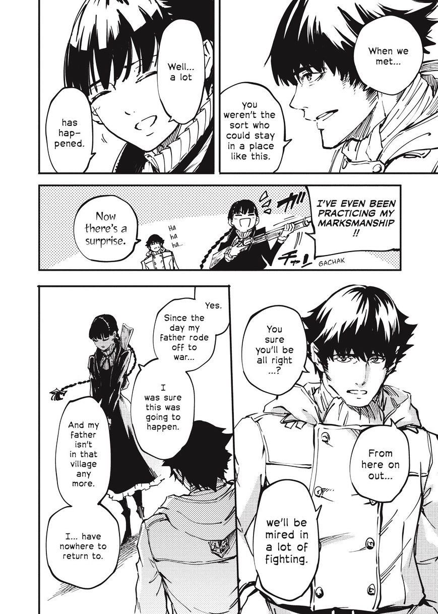 Manga To the Abandoned Sacred Beasts - Chapter 22 Page 42