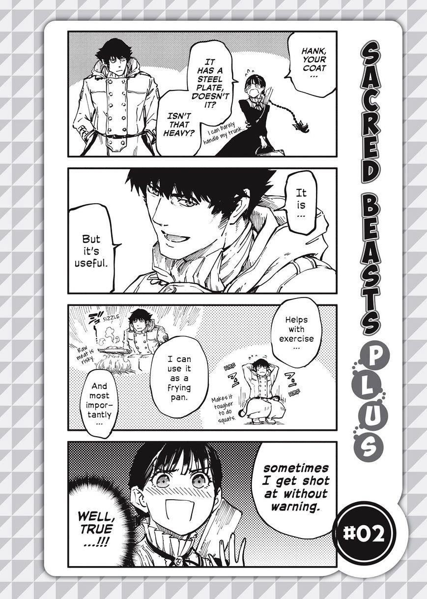 Manga To the Abandoned Sacred Beasts - Chapter 22 Page 46
