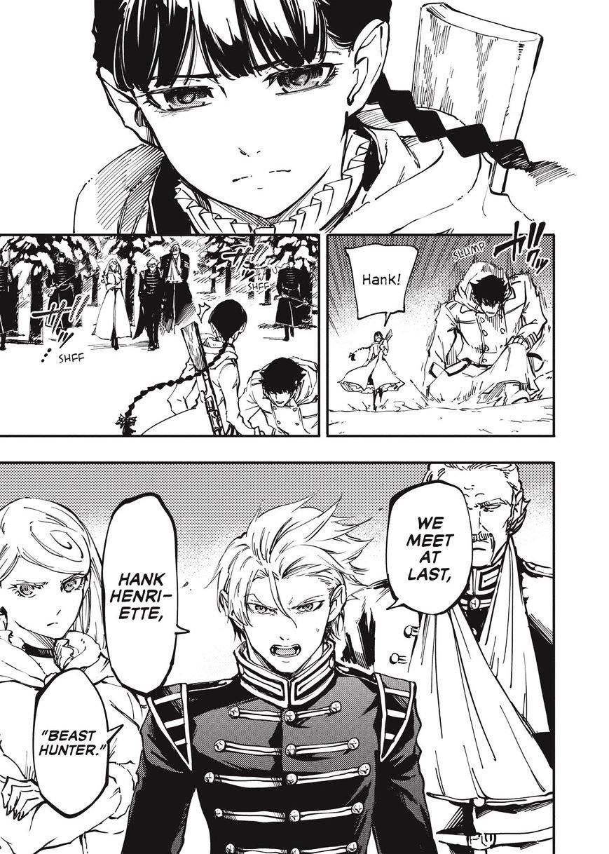 Manga To the Abandoned Sacred Beasts - Chapter 22 Page 31