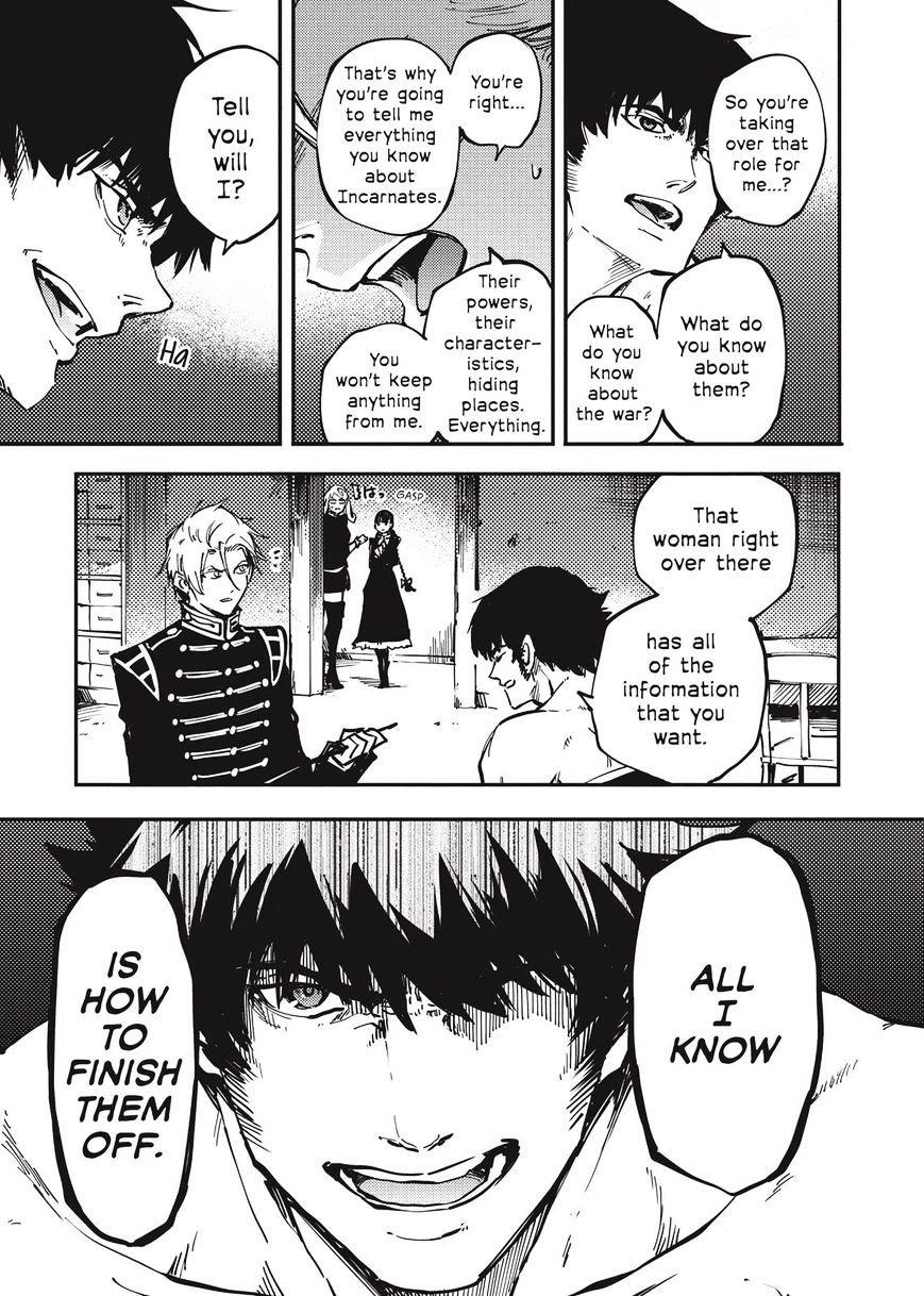 Manga To the Abandoned Sacred Beasts - Chapter 22 Page 35