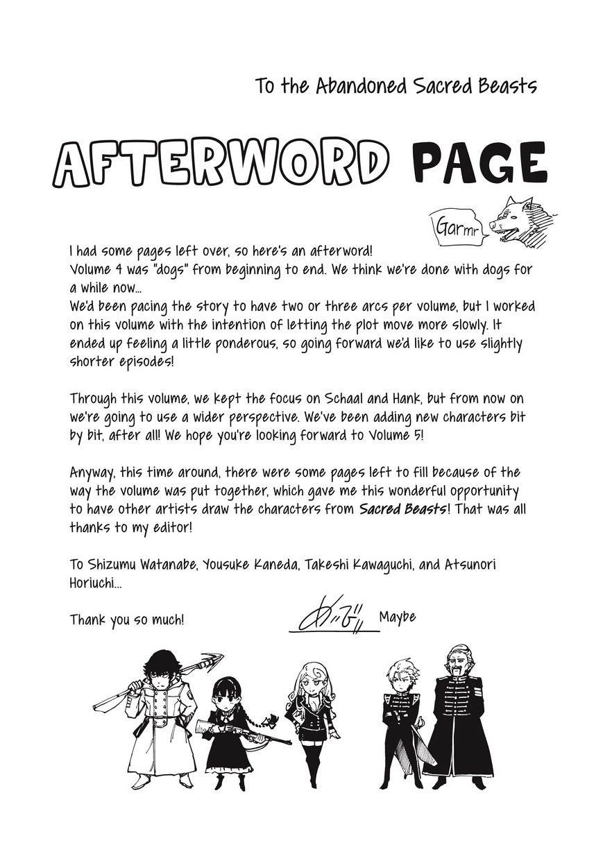 Manga To the Abandoned Sacred Beasts - Chapter 22 Page 54