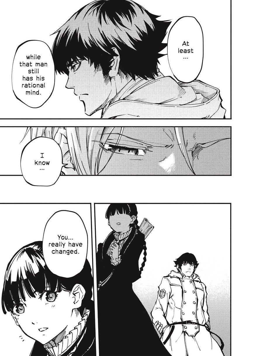 Manga To the Abandoned Sacred Beasts - Chapter 22 Page 41