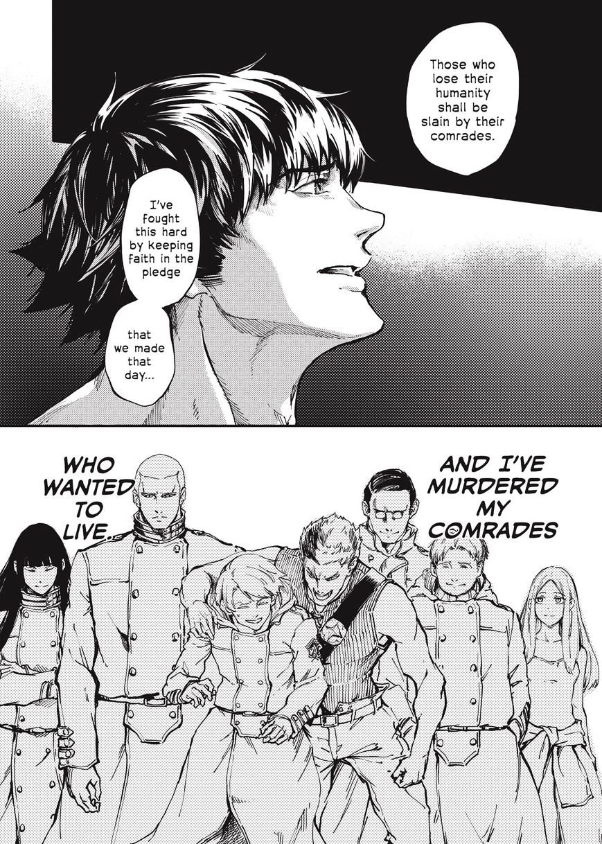 Manga To the Abandoned Sacred Beasts - Chapter 21 Page 2