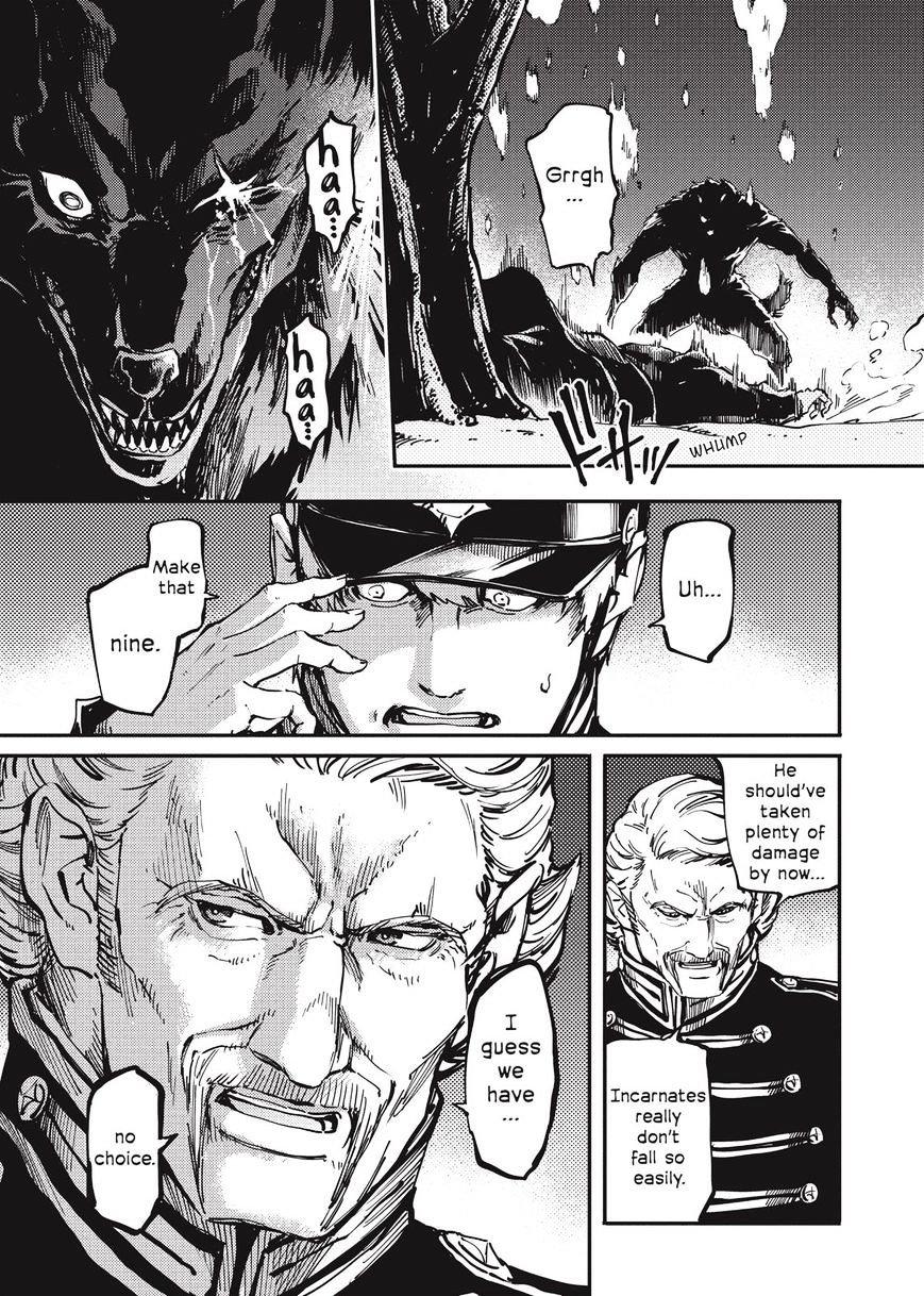 Manga To the Abandoned Sacred Beasts - Chapter 21 Page 11