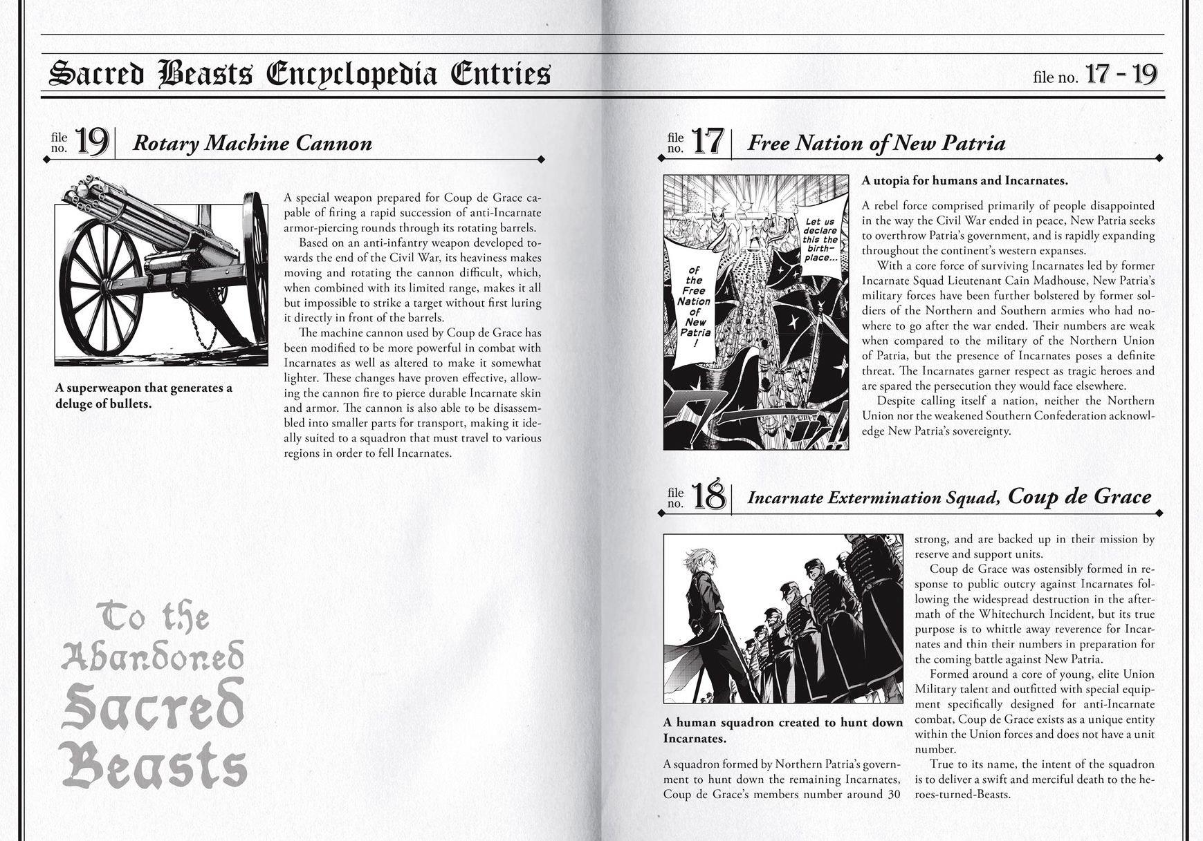 Manga To the Abandoned Sacred Beasts - Chapter 16 Page 18