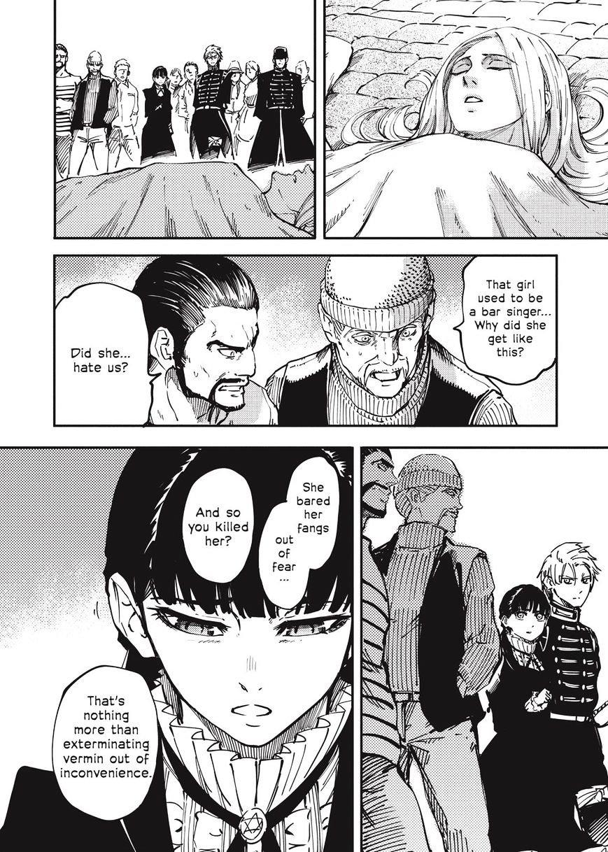 Manga To the Abandoned Sacred Beasts - Chapter 15 Page 17