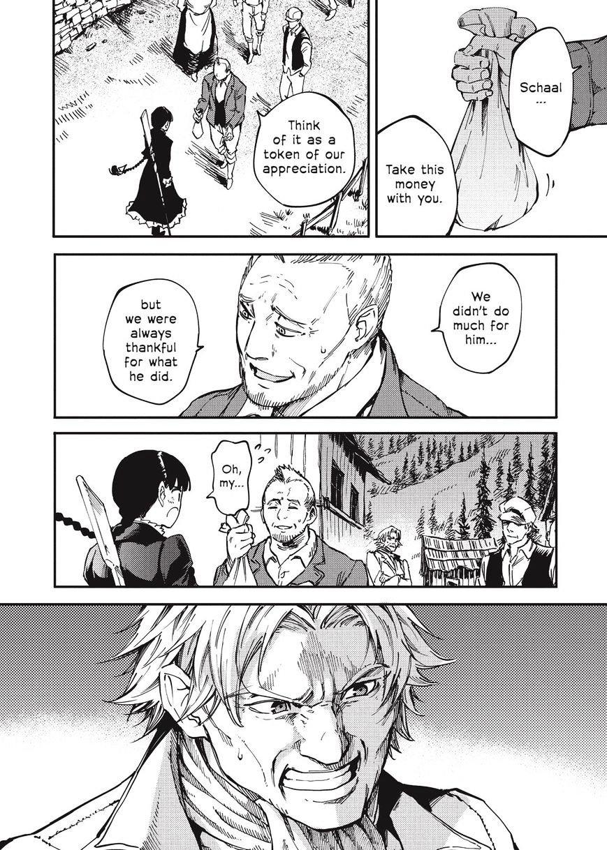 Manga To the Abandoned Sacred Beasts - Chapter 13 Page 20