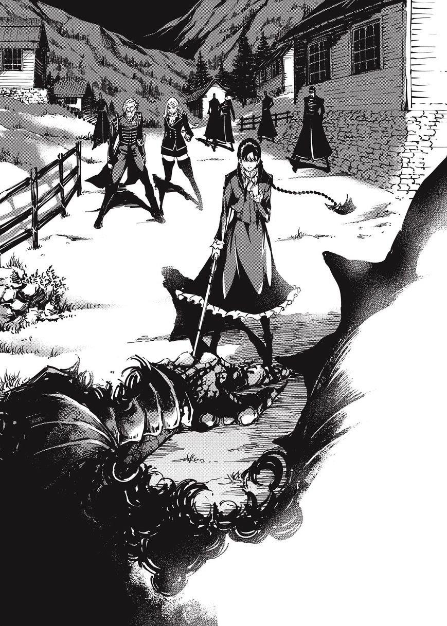 Manga To the Abandoned Sacred Beasts - Chapter 13 Page 8