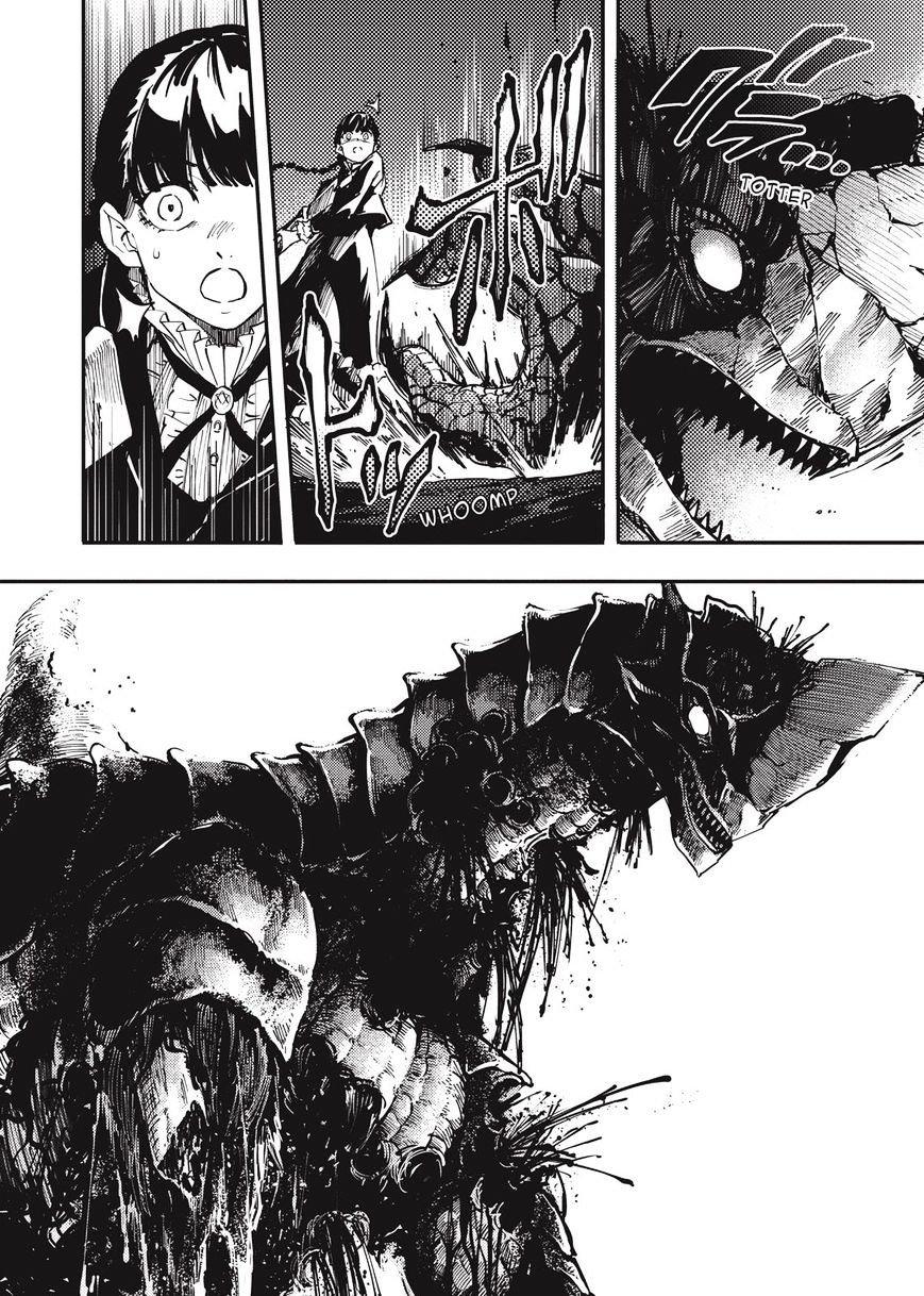 Manga To the Abandoned Sacred Beasts - Chapter 13 Page 2