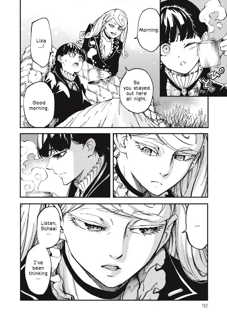 Manga To the Abandoned Sacred Beasts - Chapter 13 Page 12