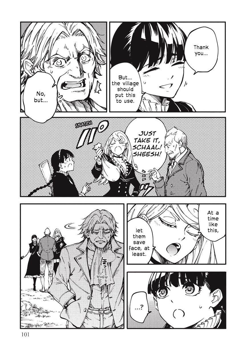 Manga To the Abandoned Sacred Beasts - Chapter 13 Page 21