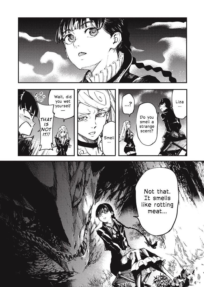 Manga To the Abandoned Sacred Beasts - Chapter 12 Page 15
