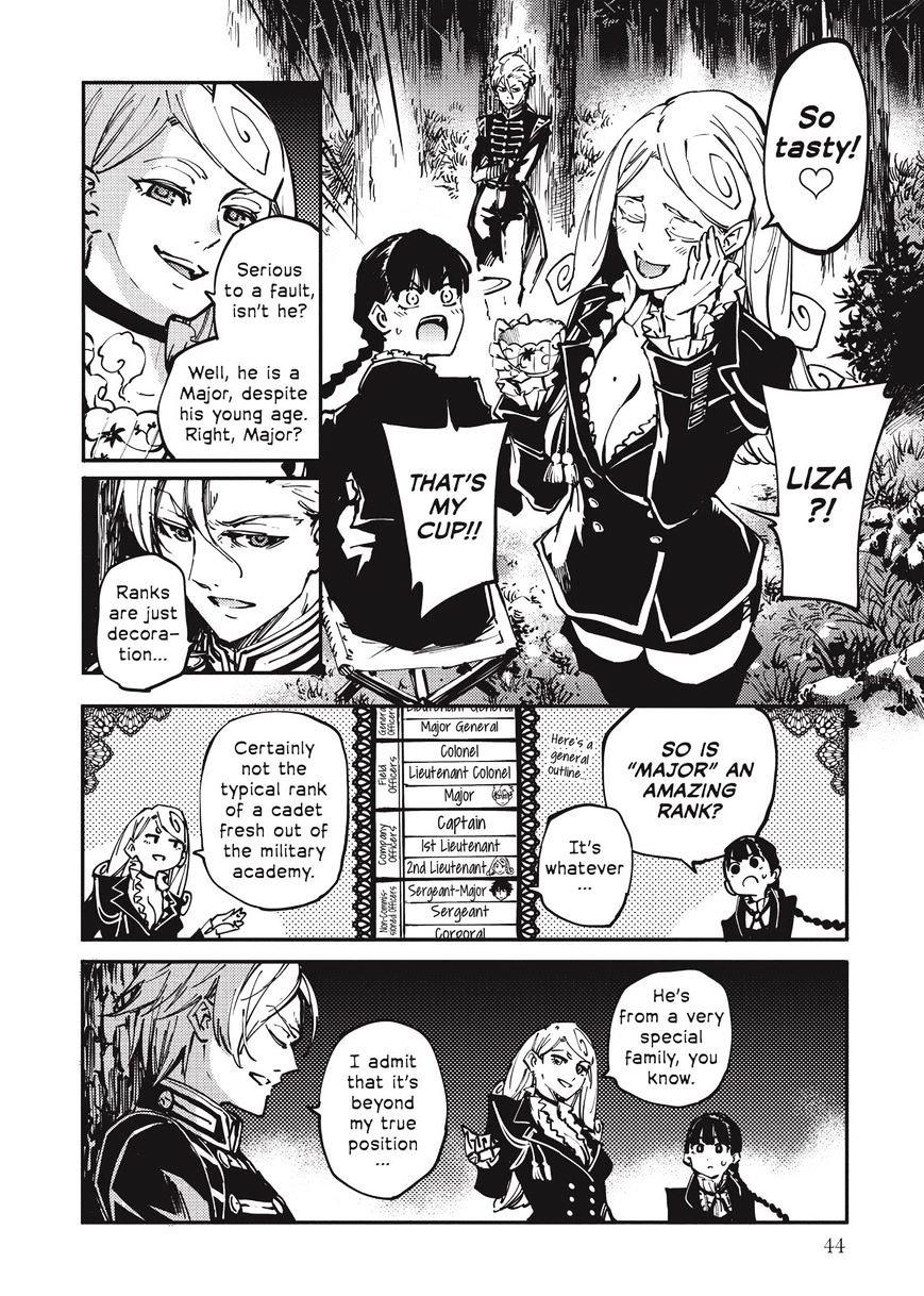 Manga To the Abandoned Sacred Beasts - Chapter 12 Page 11