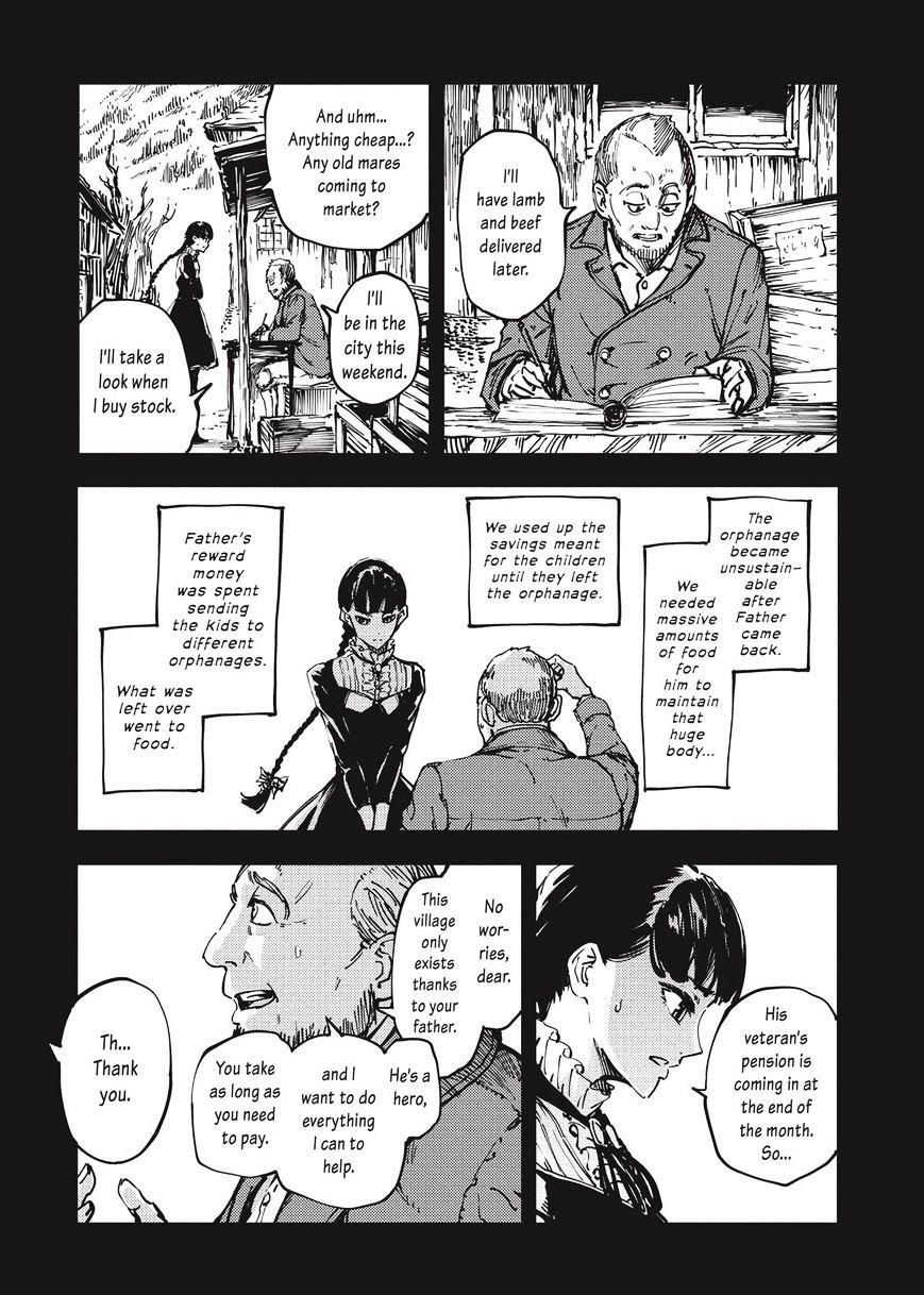 Manga To the Abandoned Sacred Beasts - Chapter 11 Page 24