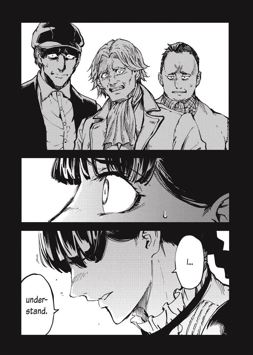Manga To the Abandoned Sacred Beasts - Chapter 11 Page 28