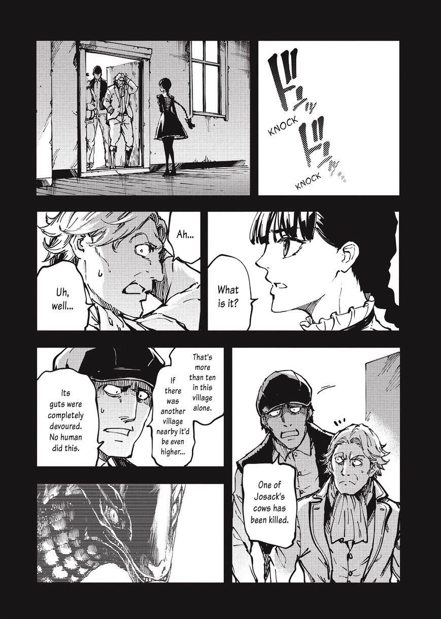 Manga To the Abandoned Sacred Beasts - Chapter 11 Page 26