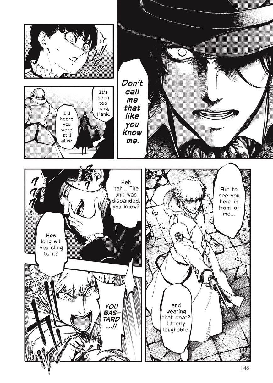 Manga To the Abandoned Sacred Beasts - Chapter 10 Page 2