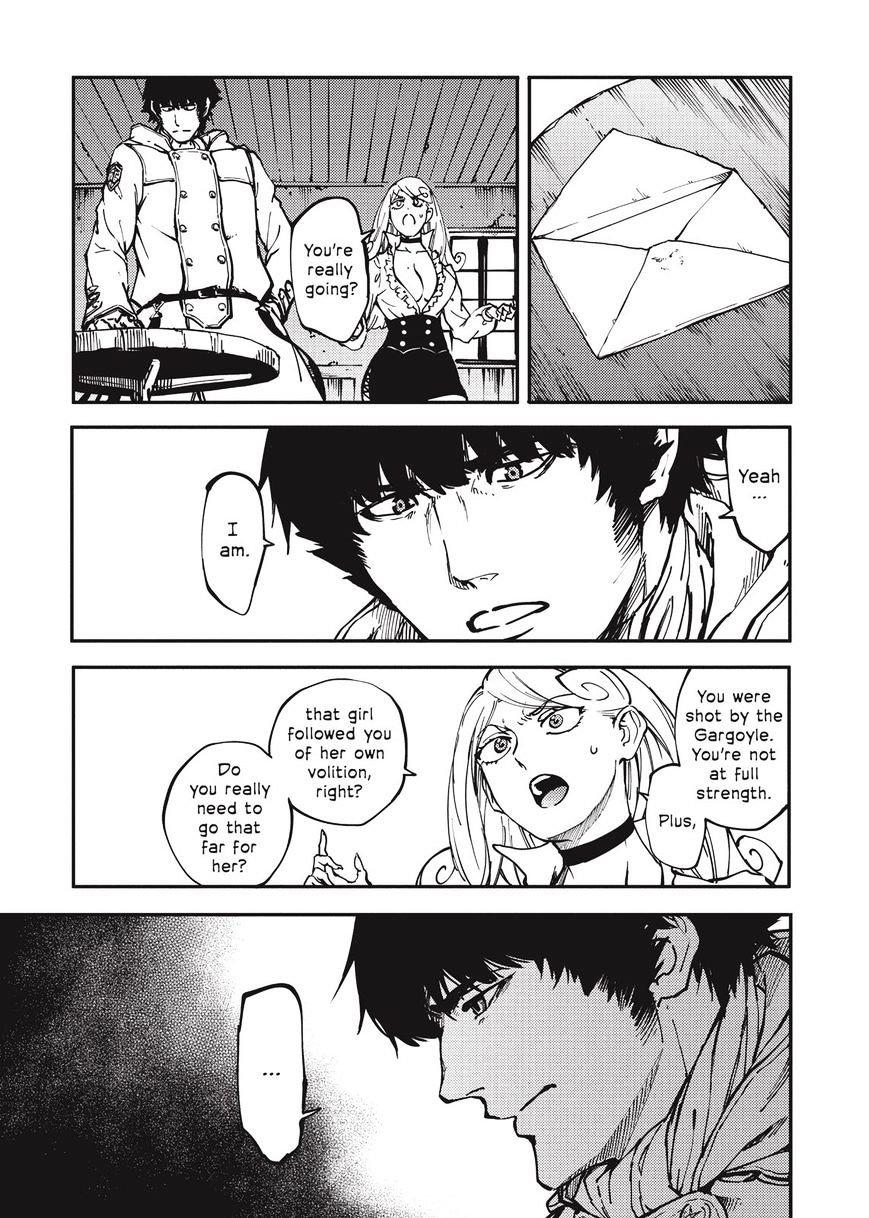 Manga To the Abandoned Sacred Beasts - Chapter 10 Page 8