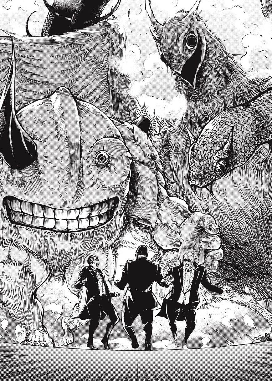 Manga To the Abandoned Sacred Beasts - Chapter 10 Page 29