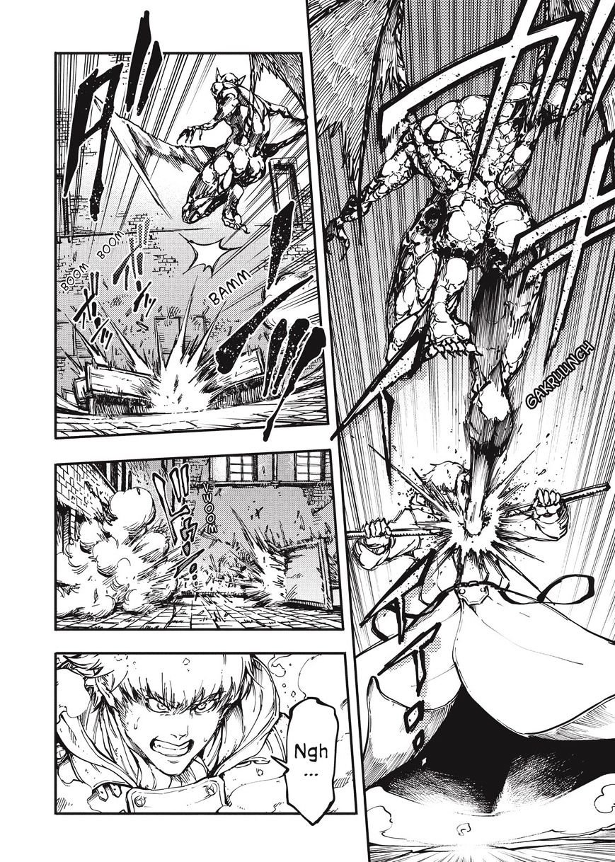Manga To the Abandoned Sacred Beasts - Chapter 9 Page 2