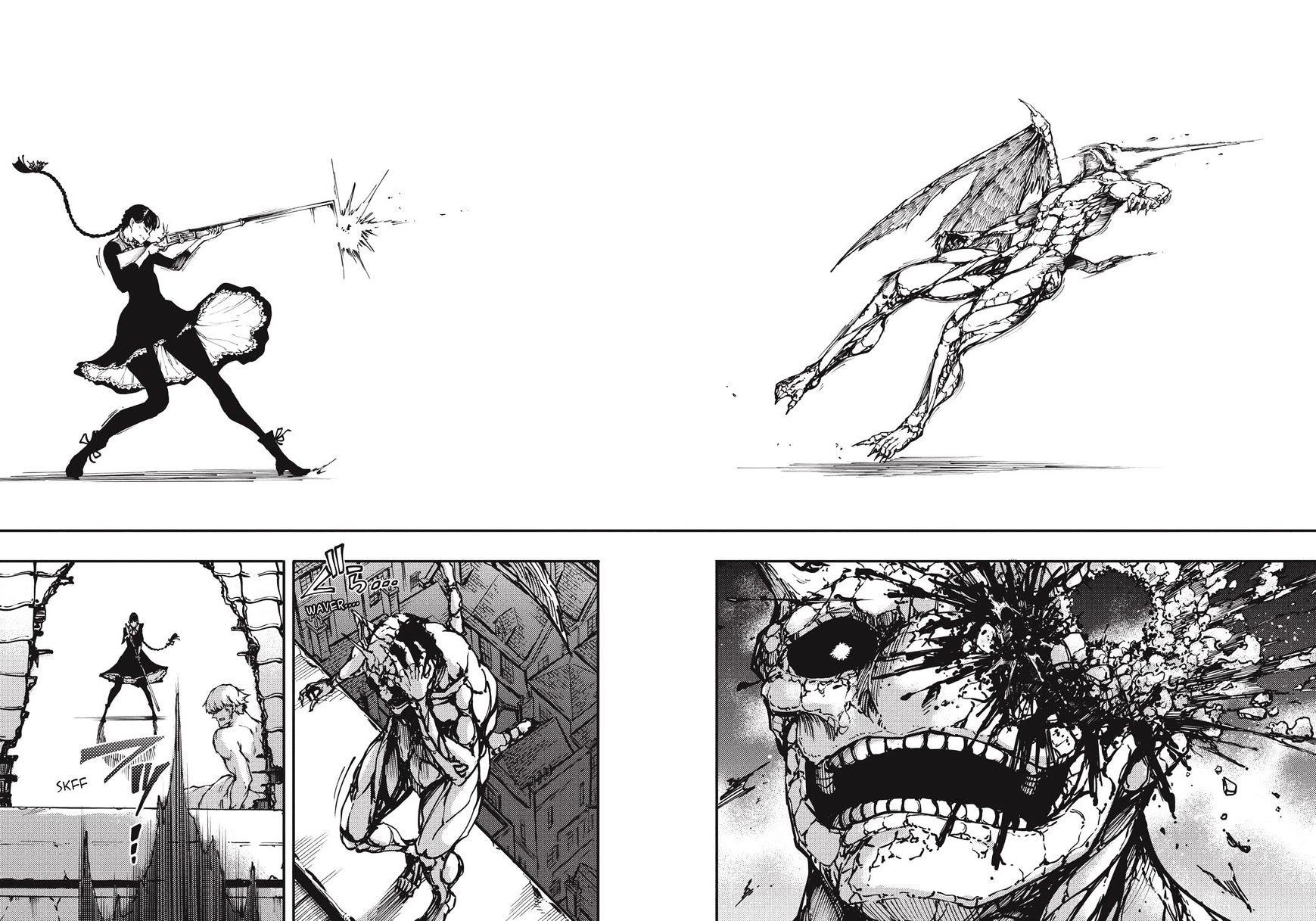 Manga To the Abandoned Sacred Beasts - Chapter 9 Page 27