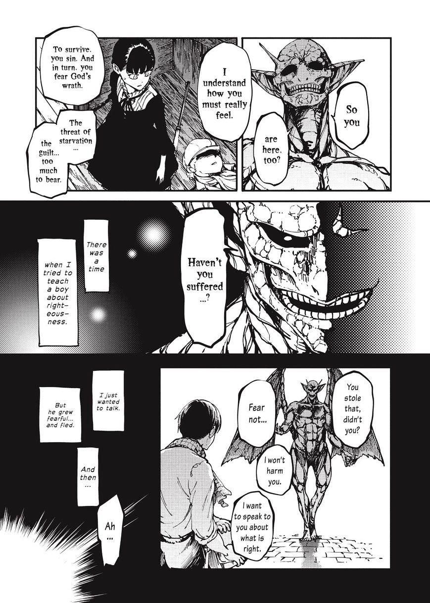 Manga To the Abandoned Sacred Beasts - Chapter 9 Page 22
