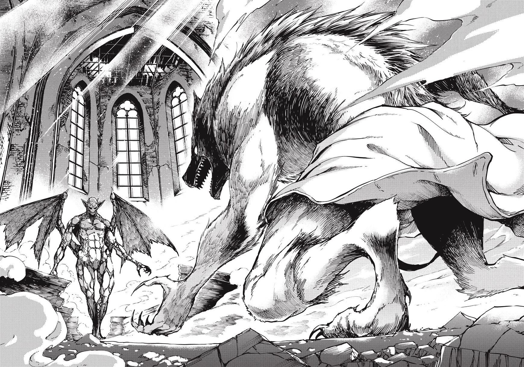 Manga To the Abandoned Sacred Beasts - Chapter 9 Page 4