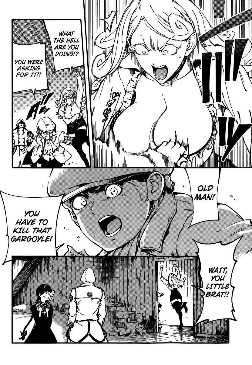 Manga To the Abandoned Sacred Beasts - Chapter 7 Page 6