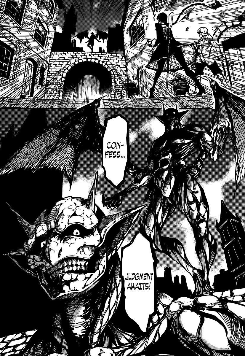Manga To the Abandoned Sacred Beasts - Chapter 7 Page 24