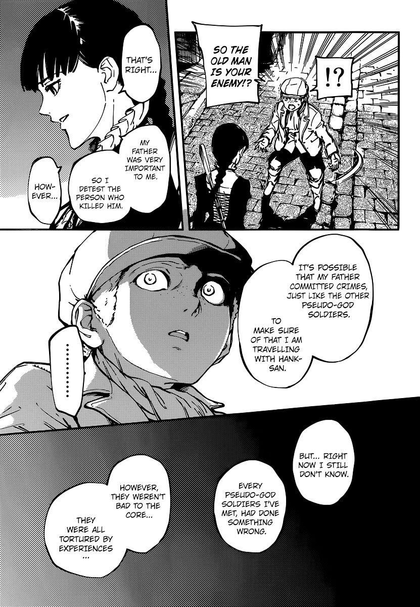 Manga To the Abandoned Sacred Beasts - Chapter 7 Page 19