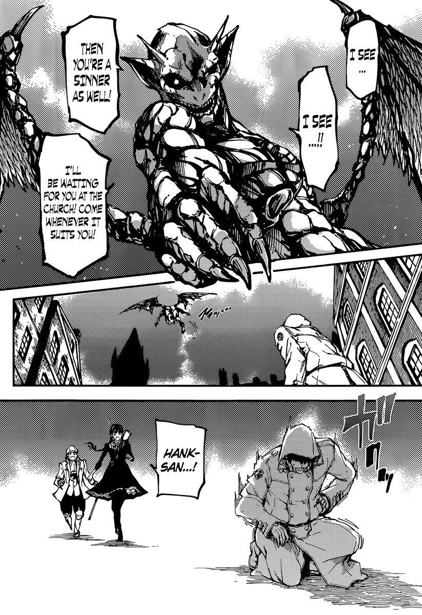 Manga To the Abandoned Sacred Beasts - Chapter 7 Page 34