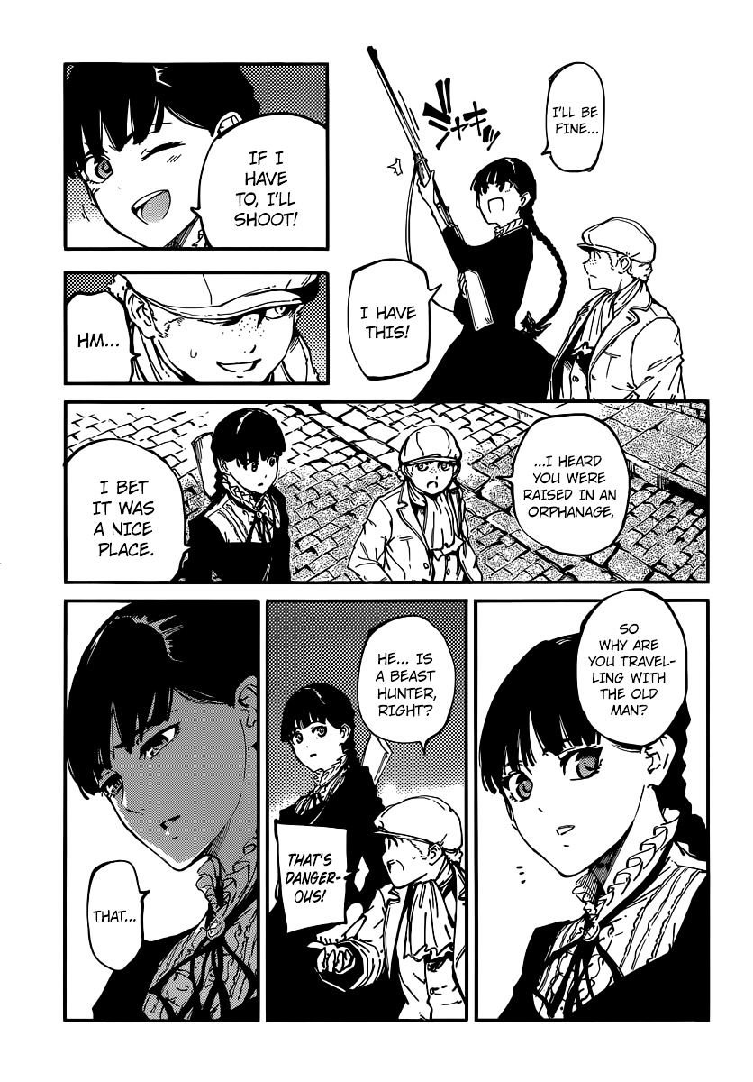 Manga To the Abandoned Sacred Beasts - Chapter 7 Page 17