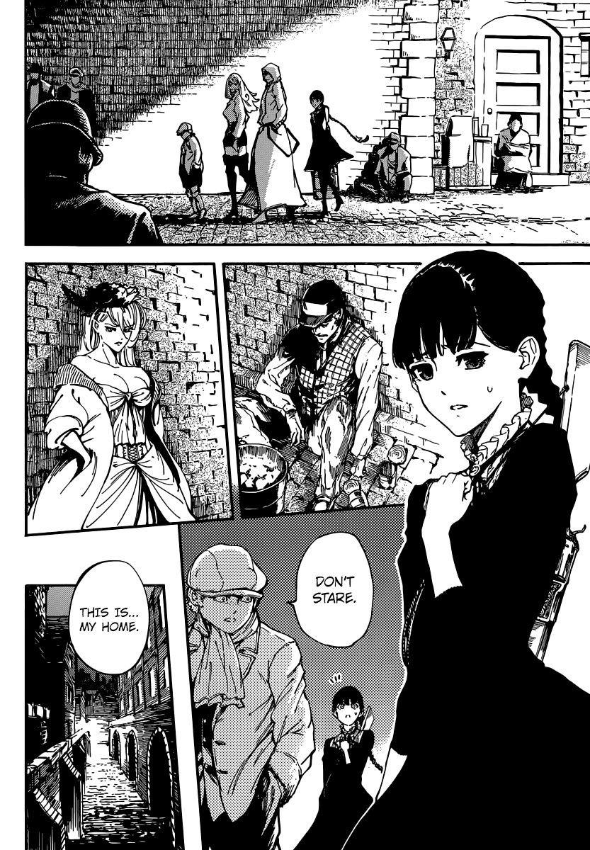 Manga To the Abandoned Sacred Beasts - Chapter 7 Page 2
