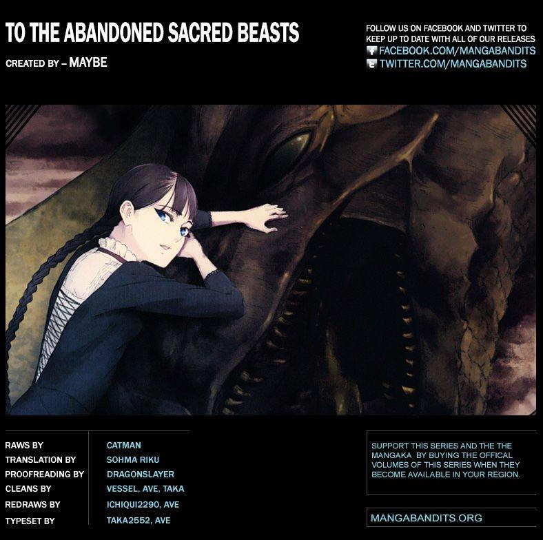 Manga To the Abandoned Sacred Beasts - Chapter 7 Page 36