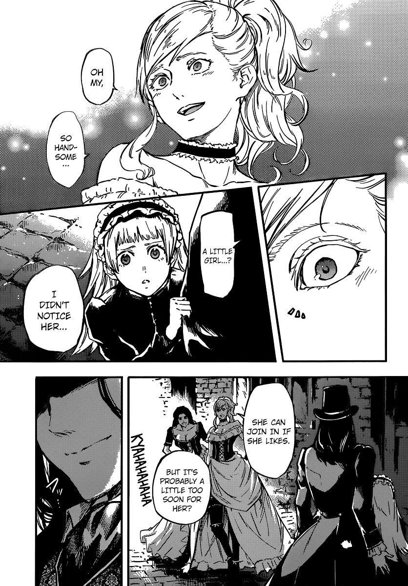 Manga To the Abandoned Sacred Beasts - Chapter 5 Page 31