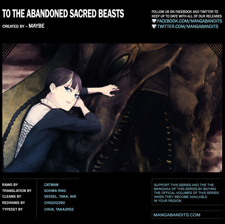 Manga To the Abandoned Sacred Beasts - Chapter 5 Page 36