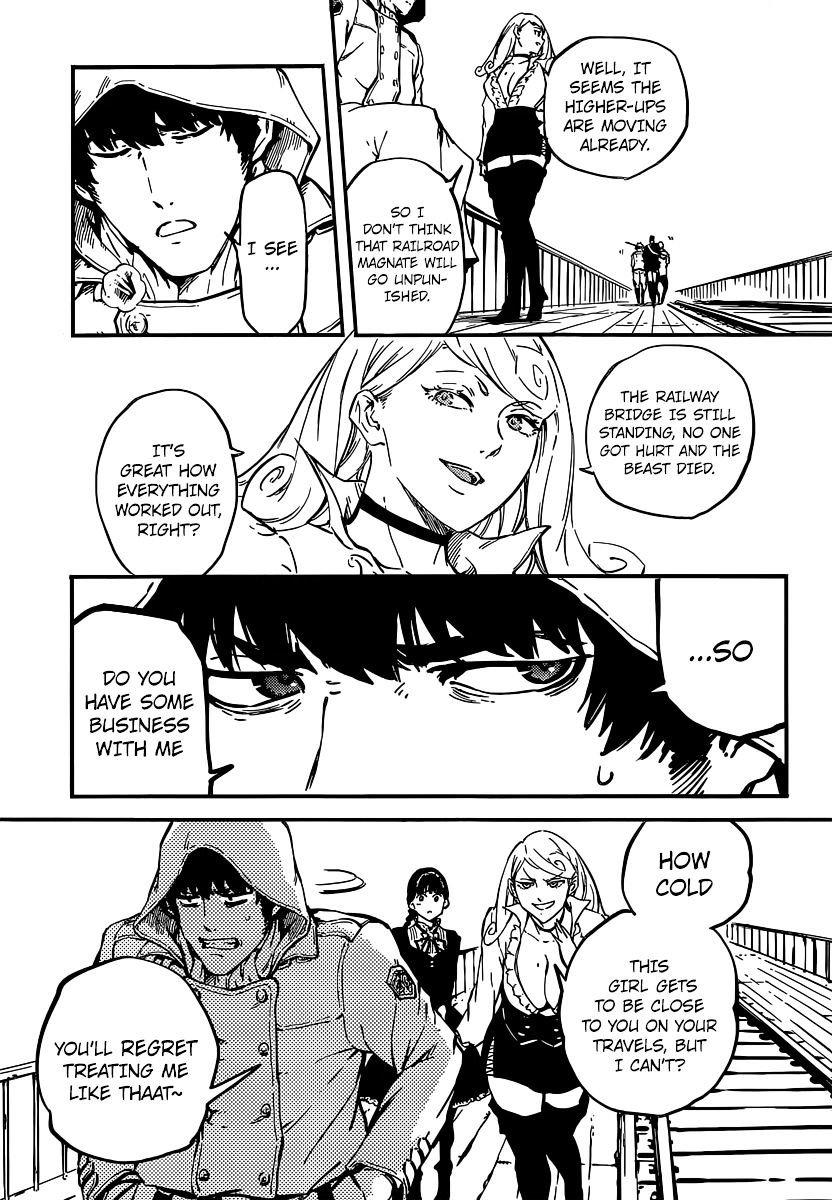 Manga To the Abandoned Sacred Beasts - Chapter 5 Page 25