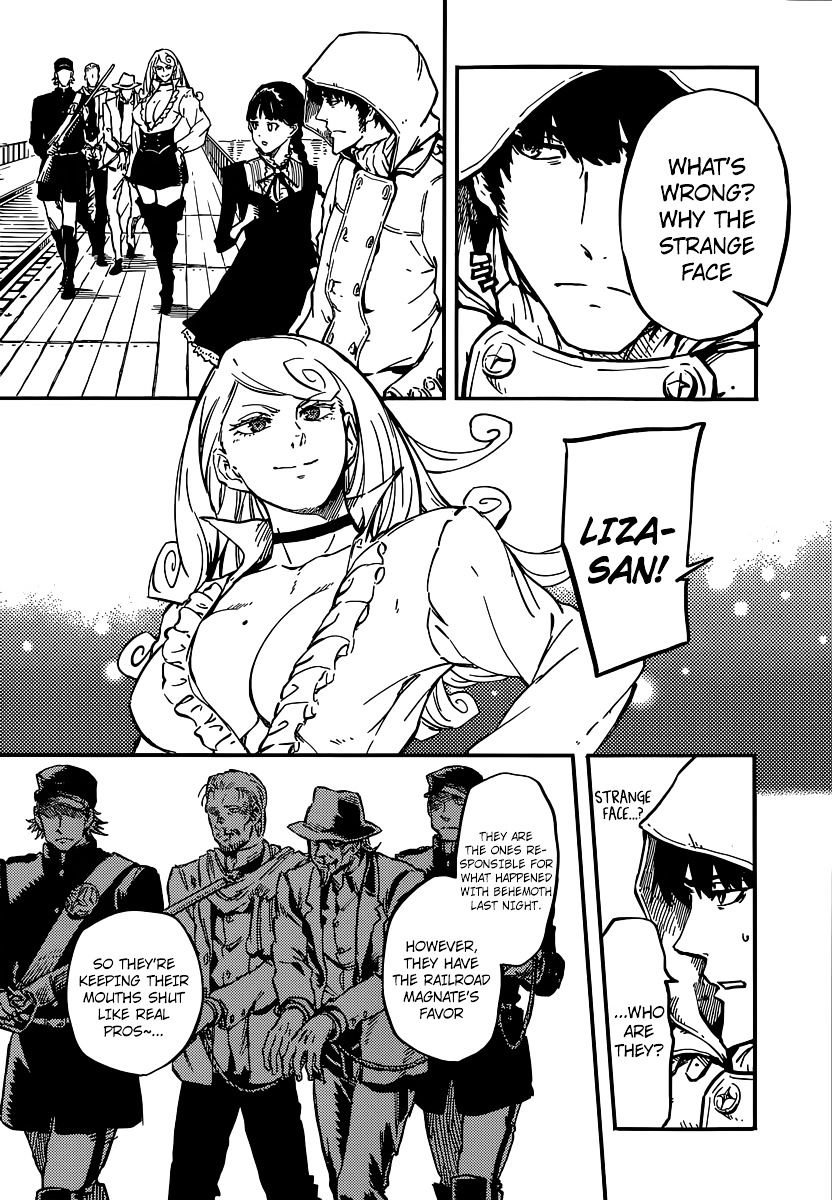 Manga To the Abandoned Sacred Beasts - Chapter 5 Page 24