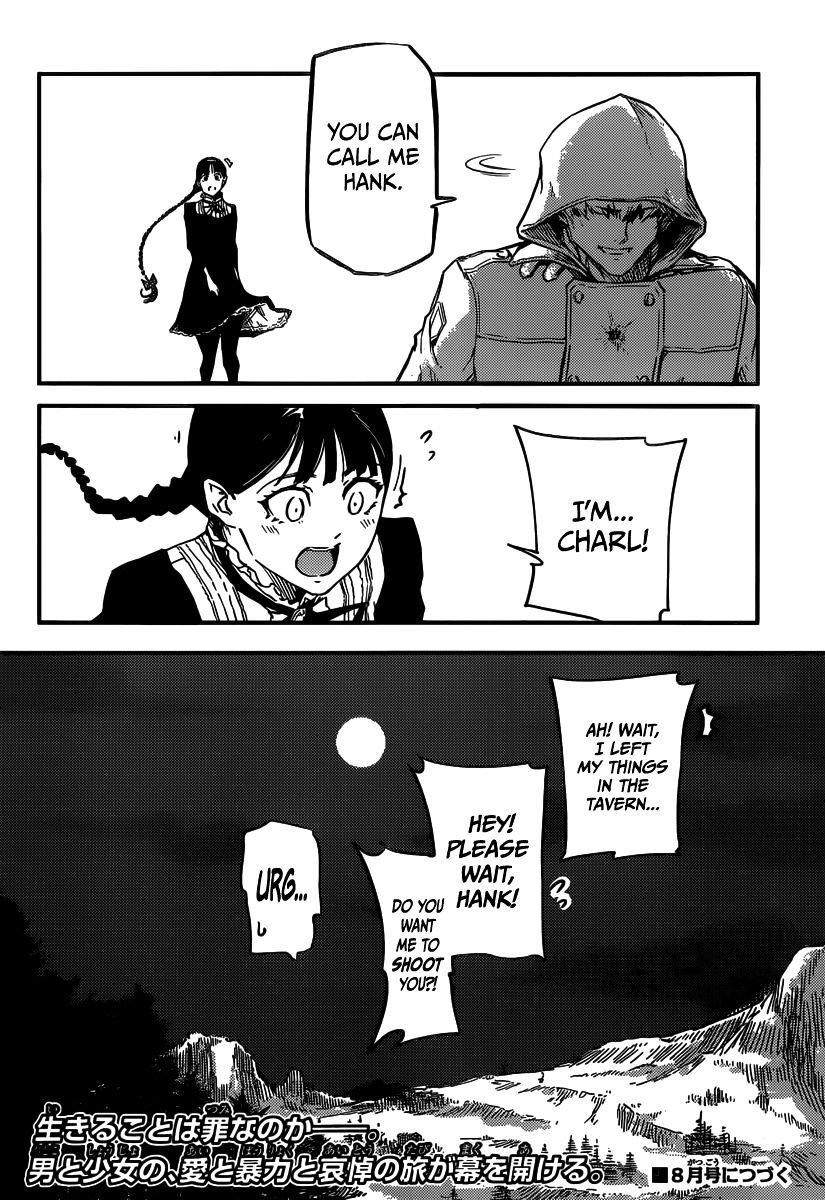 Manga To the Abandoned Sacred Beasts - Chapter 1 Page 45