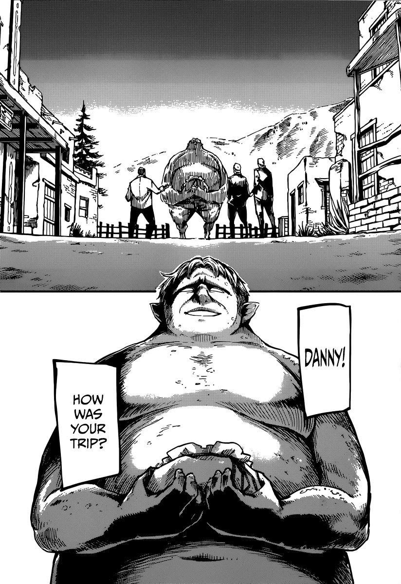 Manga To the Abandoned Sacred Beasts - Chapter 1 Page 19