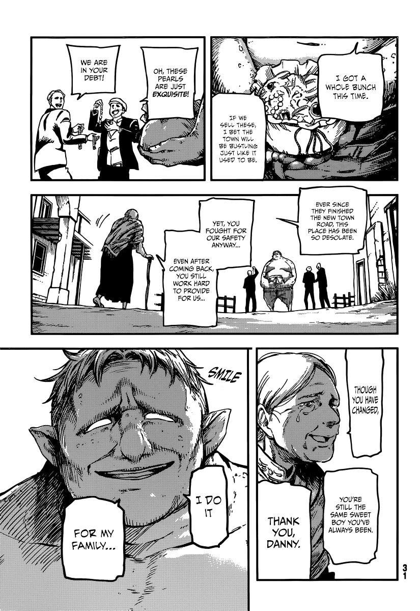 Manga To the Abandoned Sacred Beasts - Chapter 1 Page 20