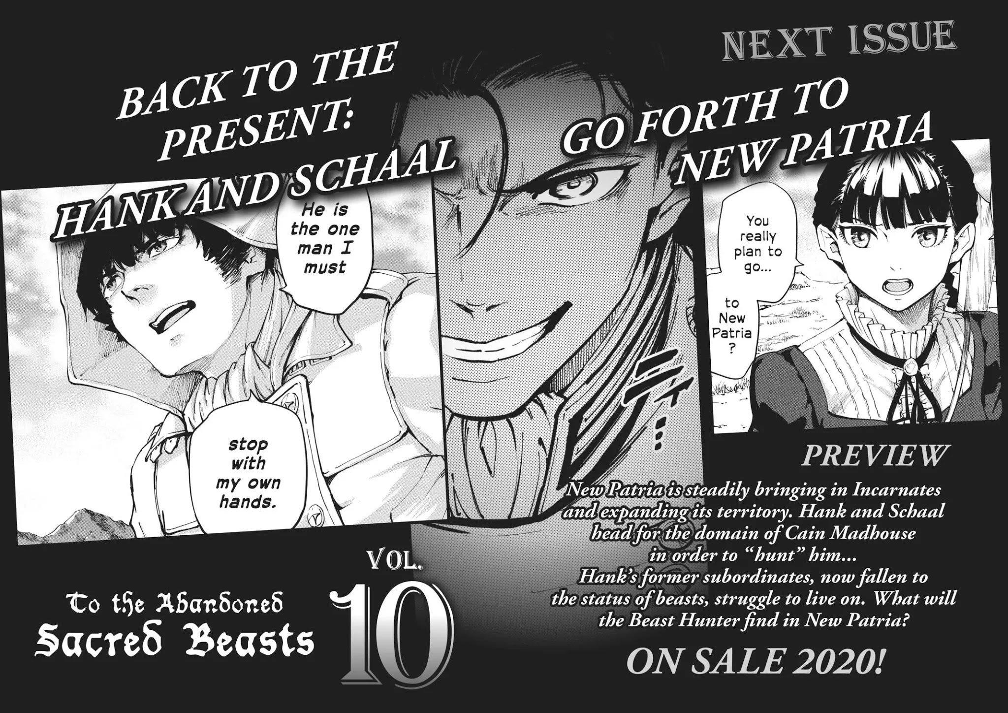 Manga To the Abandoned Sacred Beasts - Chapter 47 Page 43