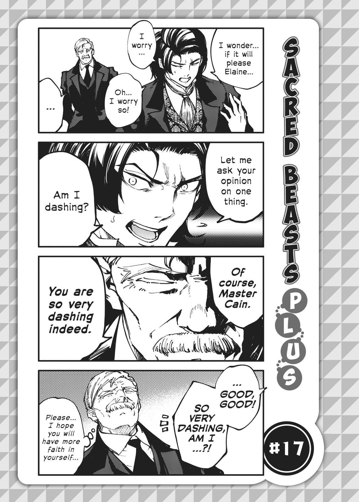Manga To the Abandoned Sacred Beasts - Chapter 47 Page 33