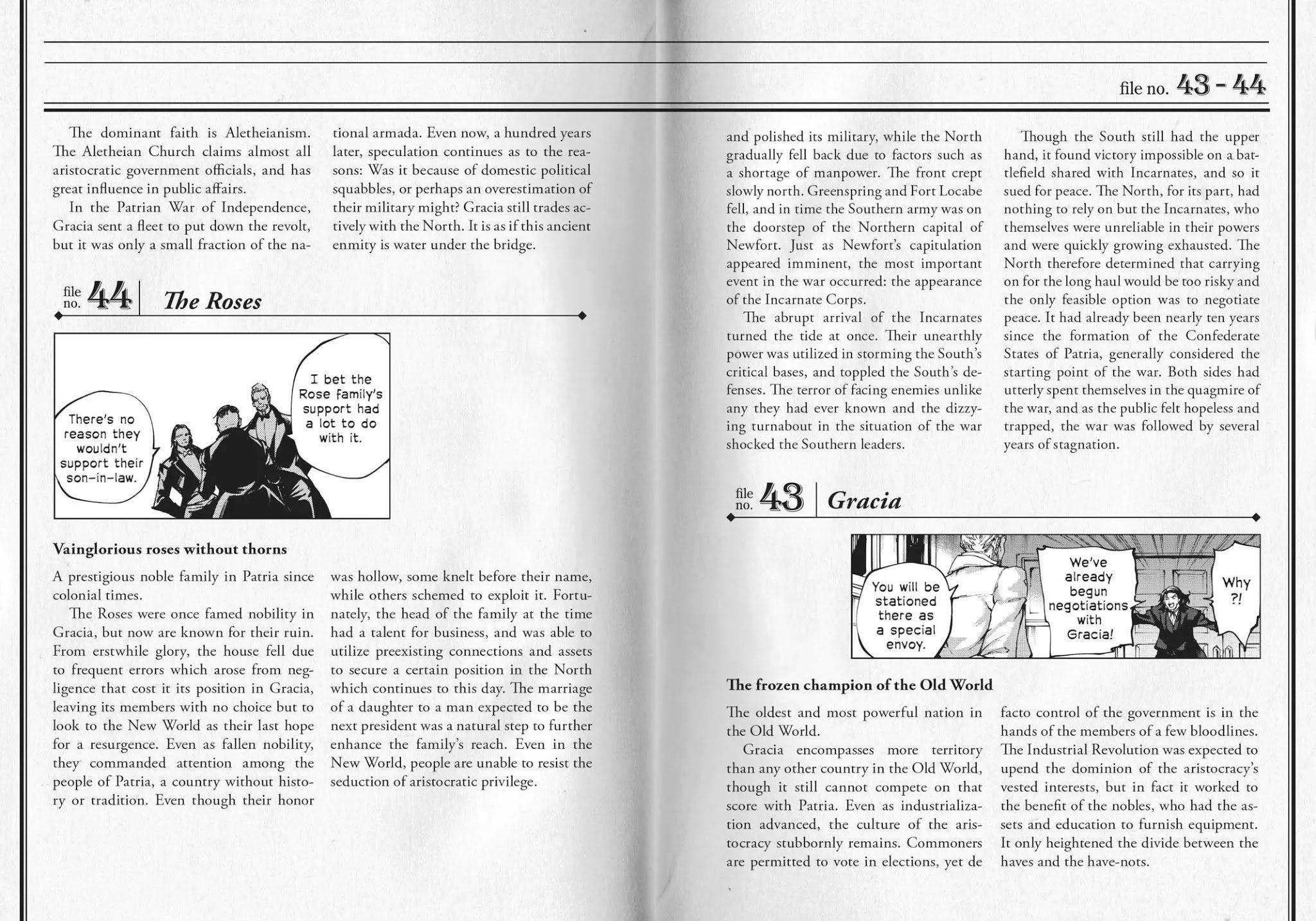 Manga To the Abandoned Sacred Beasts - Chapter 47 Page 40