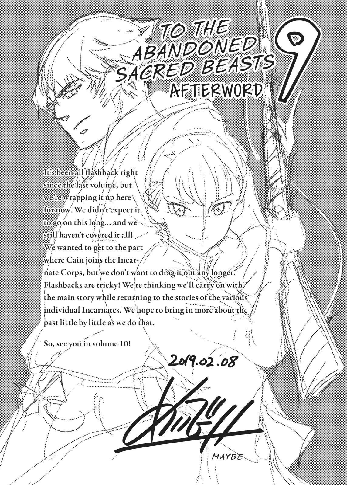 Manga To the Abandoned Sacred Beasts - Chapter 47 Page 41