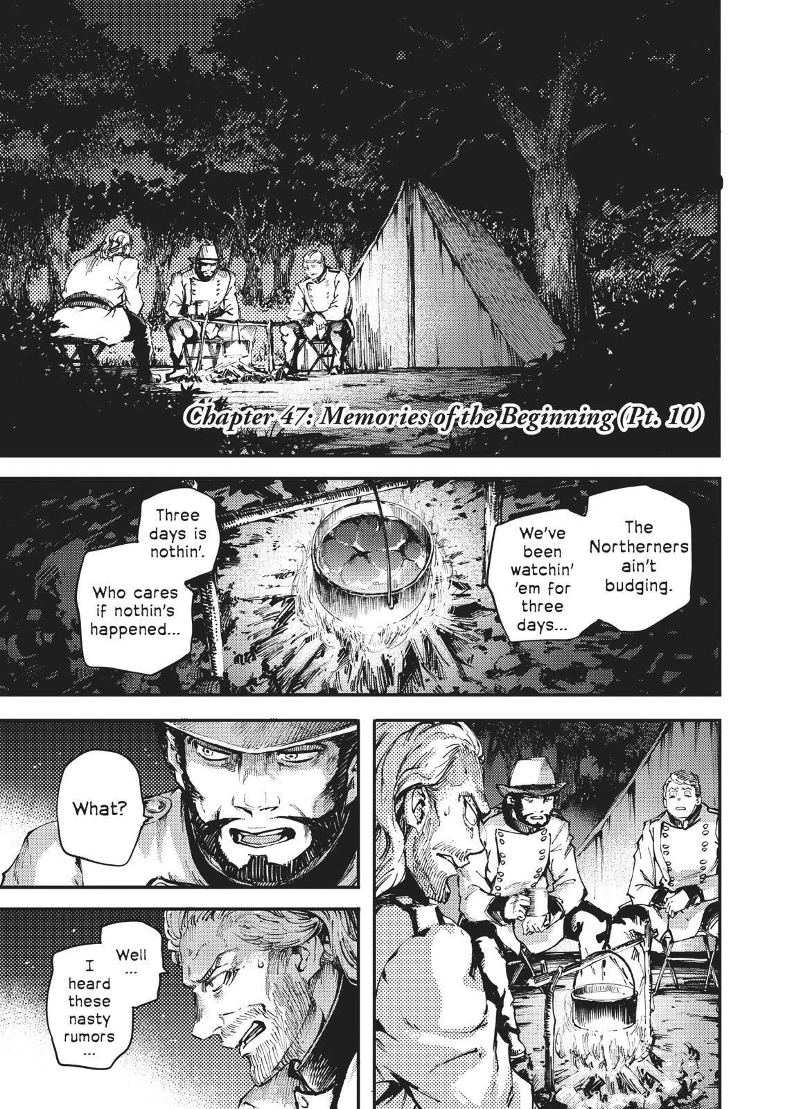 Manga To the Abandoned Sacred Beasts - Chapter 47 Page 1